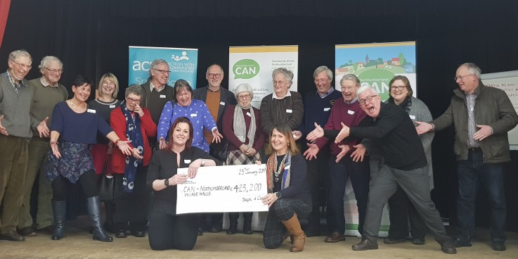 Huge funding boost for village halls led by CAN featured image