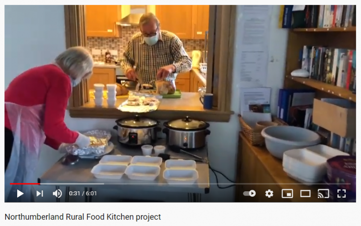 Rural Food Kitchen pilot a success