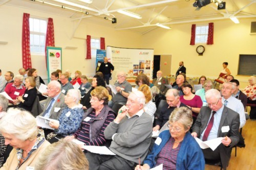 Community Action Northumberland AGM 2017