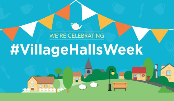 County's communities celebrate Village Halls Week