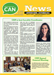 Autumn edition of CAN newsletter out now