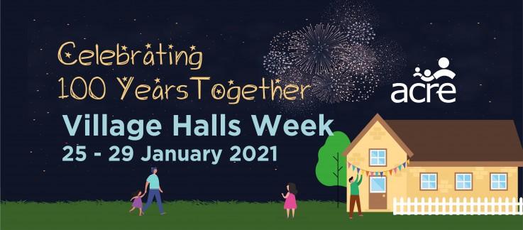 Celebrating 100 years of village halls